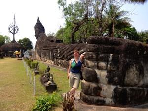 390 foot reclining Buddha